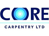 SELF EMPLOYED CARPENTERS WANTED IN POOLE, DORSET FOR IMMEDIATE START