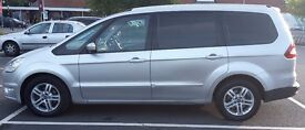 Ford Galaxy 2010 PCO Registered