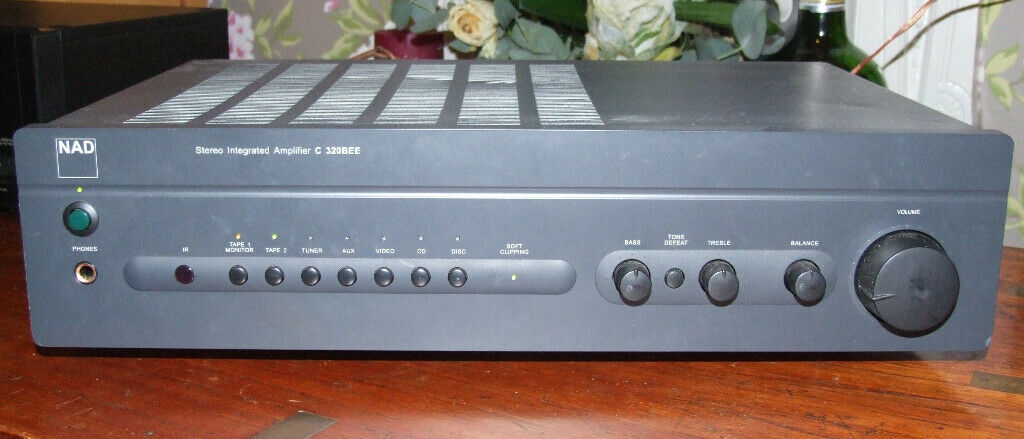 NAD C320BEE Amplifier and FREE Marantz CD63 CD Player | in Sowerby Bridge,  West Yorkshire | Gumtree