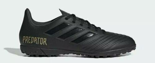 NEW Adidas Predator 19.4 TF Turf Soccer Shoes, Core Black, M