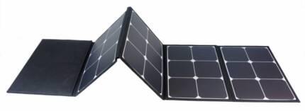 120 W Folding Solar Blanket