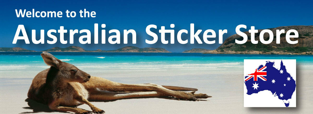 Australian Sticker Store