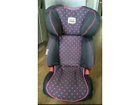 Britax hi-liner car seat