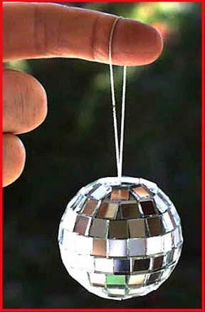 Mini Disco Ball Stage Lighting Amp Effects Ebay