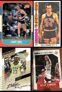 WANTED: Buying Basketball Cards