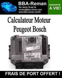 r paration peugeot calculateur bosch 0281010707 ebay. Black Bedroom Furniture Sets. Home Design Ideas