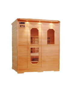 New BS-9323 Far Infrared Sauna