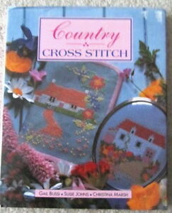 ******** COUNTRY CROSS STITCH ********