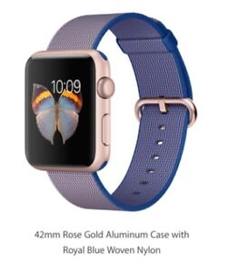 42mm Apple Watch 1 RoseGold & iPhone 6 16GB (Rogers) Silver $450