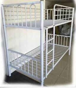 BRAND NEW SINGLE BUNK BED WHITE  new in box  $229 Old Guildford Fairfield Area Preview