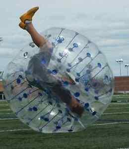 Jeux gonflables- Les grosses bubbles !! (enfant/ado/adultes) Saint-Hyacinthe Québec image 3