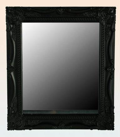 Black Framed Bathroom Mirror | eBay