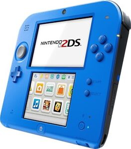 Nintendo 2DS w/ Charger & 2 FREE Games