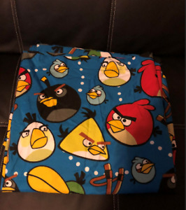 Angry Birds Single/Twin Top Sheet