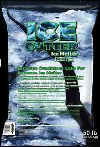 Ice Melter 50lb Environmentally Friendly Best price in the Area Kitchener / Waterloo Kitchener Area image 1