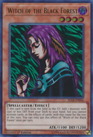 Yugioh Witch of the black forest (starfoil ultra rare) yu gi oh City of Montréal Greater Montréal Preview
