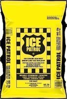 Blow-out Sale !! Ice Patrol Snow Removal 44-lb Ice Salt