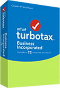 Intuit Canada TurboTax Business Incorporated 2017 T2