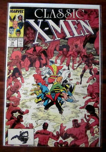 Classic X-men Comic books 1986-87 Cambridge Kitchener Area image 5