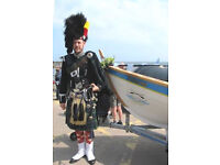 Piper for Weddings and Other Events