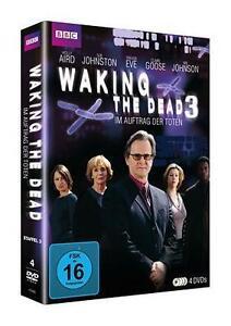 Waking the Dead 3 (4 Discs) [4x DVD] - neu & ovp