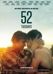 DVD 52 Tuesdays FSK ab 12