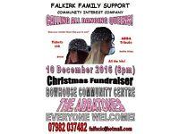 Xmas Fundraiser - The Abbatones - 10th Dec - Grangemouth