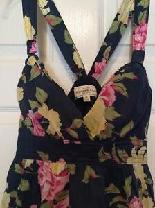 Abercrombie and Fitch Floral Sun Dress