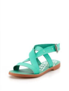 Brand new leather sandals, Kelsi Dagger, US size 8.5