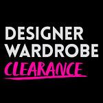 designer*wardrobe*clearance