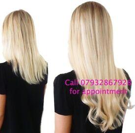 La Weave-Brazilian Knots-Hair Mesh Integration-Tape Hair- Pre-bonded hair-Nano & Micro Ring Hair