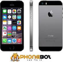 Brand New Sealed iPhone 5S 16GB Gray/Silver Unlocked @Phonebot St Kilda Port Phillip Preview