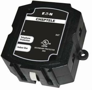 Eaton Surge Protection for Telephone Lines CHSPTELE