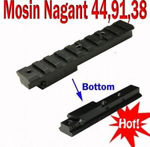 Mosin-Nagant-M44-M91-30-M39-M38-Rifle-Scope-Mount-Short-NEW