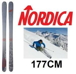 NEW* NORDICA ENFORCER 93 SKIS 177CM Enforcer 93 154939051 SKIING MEN'S - WITHOUT BINDINGS  Winter Sports
