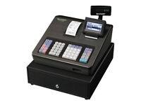 Sharp cash register till thermal printer sd card slot