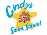 ASA Level 2 or equivalent Swim Teachers Wanted for SW-London Swim School