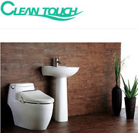 Improve your bathroom with bidet seat(automatic toilet seat)