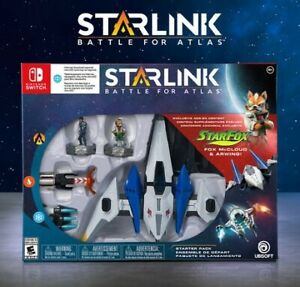 ⭐Ensemble de Départ Starlink Battle for Atlas NEUF SCELLÉ et+⭐