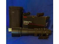 Sigma 150-500mm Lens Nikon Fit