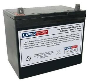 Superscooter Cabine Scooter 24V 75Ah Battery Replacement