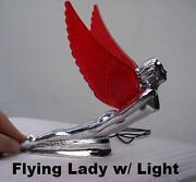 Winged Hood Ornament