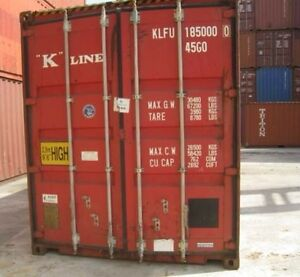 Storage and Shipping Containers at Low Delivered Prices Sarnia Sarnia Area image 1