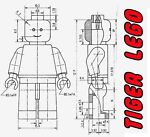 Tiger Lego