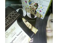 keratin treatment CocoChoco hairdresser