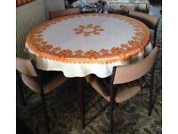 G-PLAN TEAK DINING TABLE