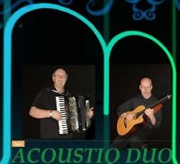 LIVE MUSIC FOR ANY EVENT - ACOUSTIQ DUO