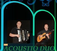 ACOUSTIQ DUO - MUSIC FOR ANY EVENT