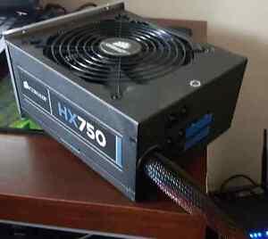 Corsair HX Professional Series 750-Watt 80 computer power supply
