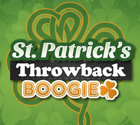 St. Patrick Throwback Boogie